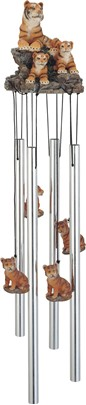 Bengal Tiger Top Windchime | GSC Imports