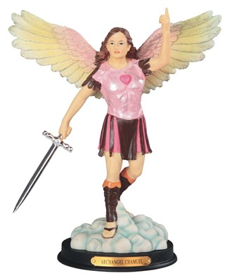 "10"" Archangel Chamuel 