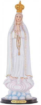 "16"" Our Lady of Fatima"