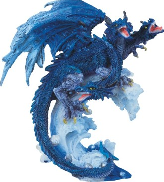 Dragon -Blue