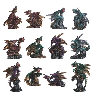 Miniature-Dragon Color Set