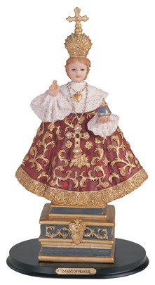 "16"" Infant Of Prague"