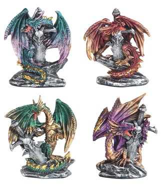 Mini Dragon Color Set