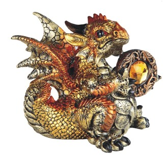 Zodiac Dragon -Leo---
