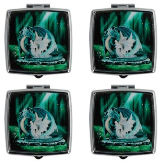 Pill Box-Square, Dragon sith Baby 4pc Set---