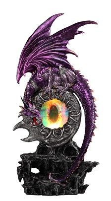 Purple Dragon Eye/LED