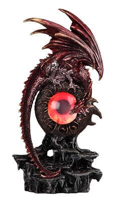 Red Dragon Eye/LED---