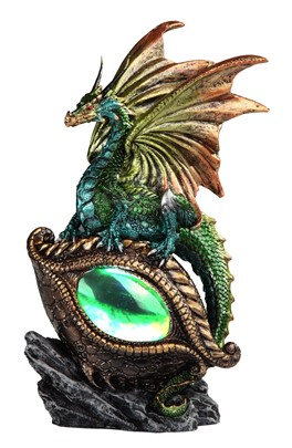 Green Dragon Eye/LED