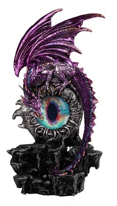 Purple Dragon Eye
