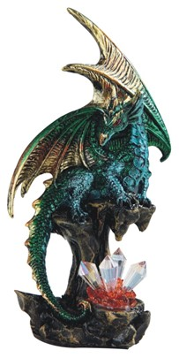 "6"" Green Dragon"