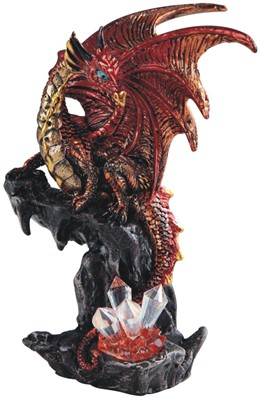 "6"" Red Dragon"