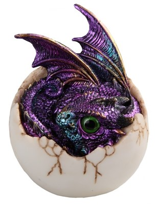 "4"" Pink Dragon Egg"