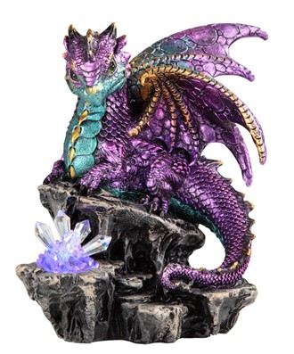"6 1/4"" Purple Dragon"