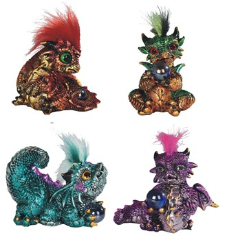"3"" Dragon Baby Set"