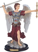 "View 12"" Archangel Michael"
