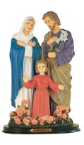 "View 16"" Holy Family"