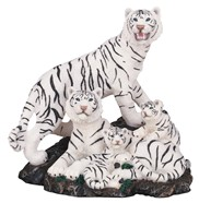 View White Tiger Family