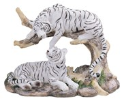 View White Tiger Couple