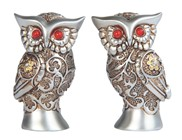 View Owl -Silver&Gold Set