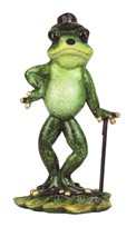 View Frog Cane---