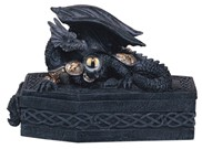 View Dragon Trinket Box