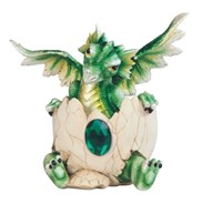 View Birthstone Dragon -May