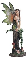 View Fairy with Clear Wings