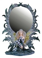 View Fairy with Mirror