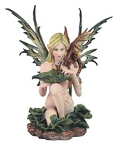View Fairy with Dragon