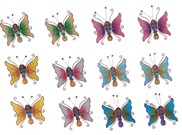 View Butterfly Magnet---
