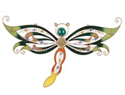 View Dragonfly Wall Decor