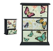 View Chest, Butterfly Pink