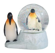View Penguin Snow Globe