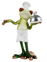 View Frog Chef