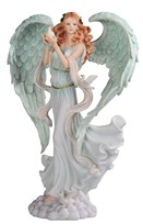 View Fairy Angel with Dove