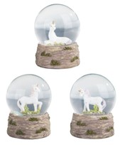 View Snow Globe Unicorn
