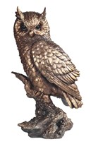 View Bronze Owl