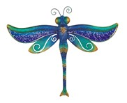 View Dragonfly Wall Decoration