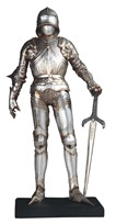 View Medieval Knight with Sword