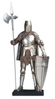 View Medieval Knight with Shield