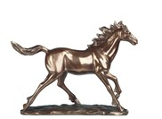 View Horse in Bronze