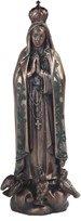 "View 5"" Bronze OL of Fatima"