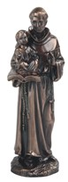 "View 5"" Bronze St. Anthony"