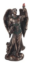 "View 5"" Bronze Archangel Uriel"