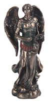 "View 5"" Bronze Archangel Gabriel"