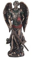 "View 5"" Bronze Archangel Jehudiel"