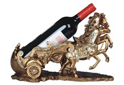 View Horse Wine Holder in Bronze