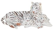 "View 15 1/2"" White Tiger Family"