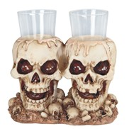 View Skull Shot Glass