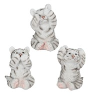 "View 3"" White Tiger Set"